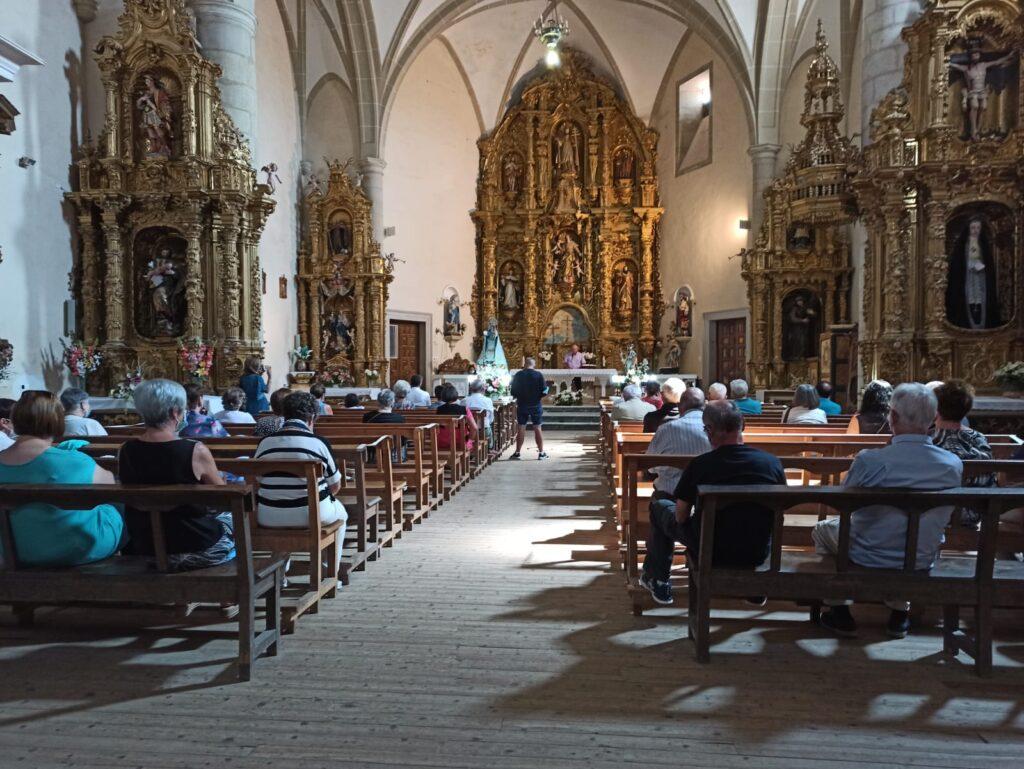 Santa Misa Patrona de Redecilla